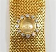 Omega 18k Ladys wristwatch