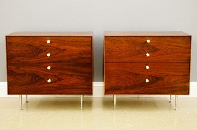 Pair of George Nelson chests