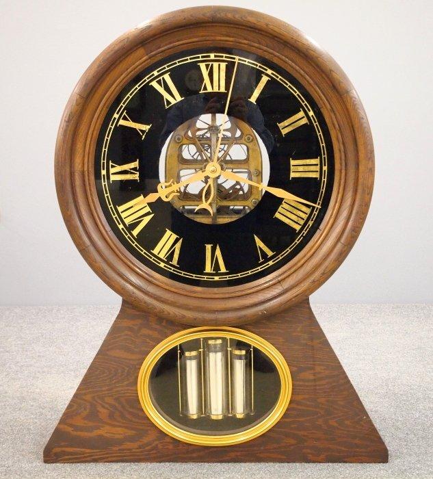 Bank Gallery clock