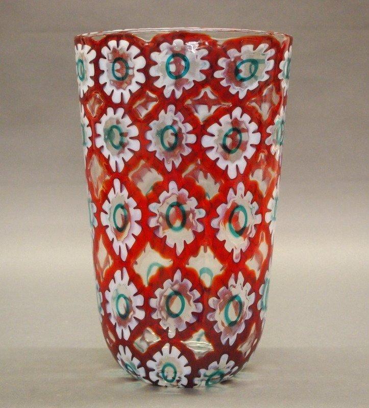 Barovier & Toso, Murano glass vase