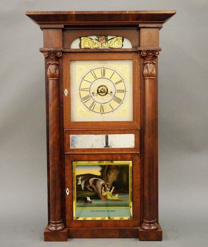 Marshall & Adams Empire shelf clock