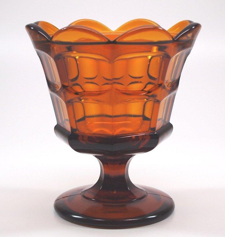 Pressed Worcester sugar bowl