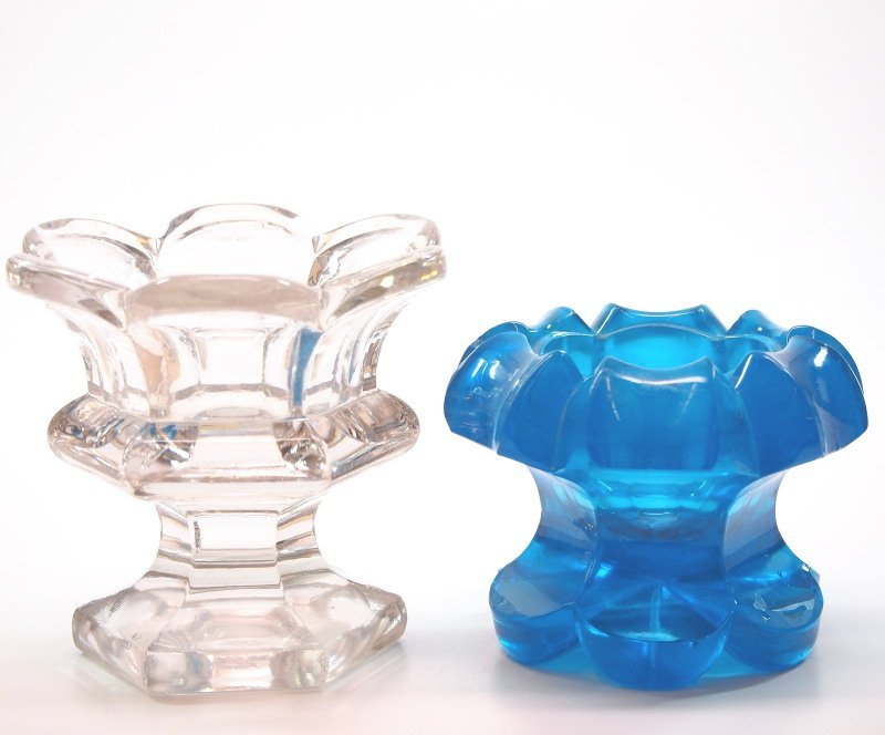 Pattern-molded salts, two