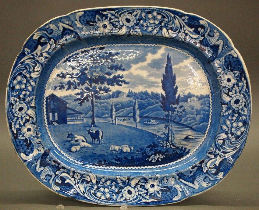 Mendenhall Ferry Historical platter