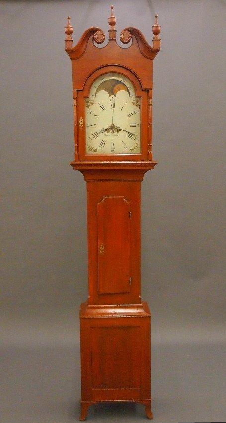 M. Striepy PA tall clock