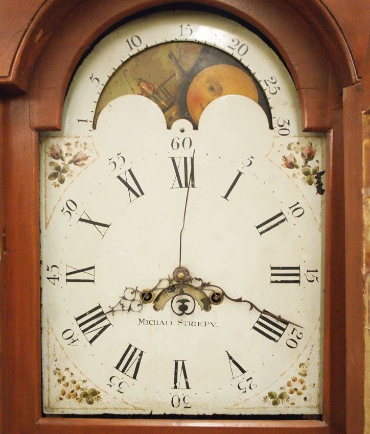 M. Striepy PA tall clock - 2