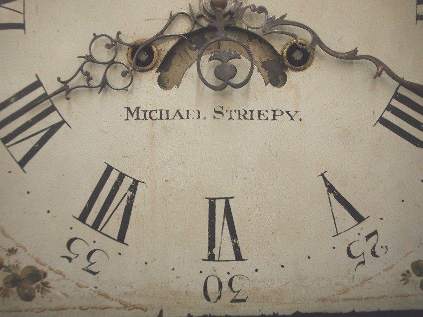 M. Striepy PA tall clock - 3