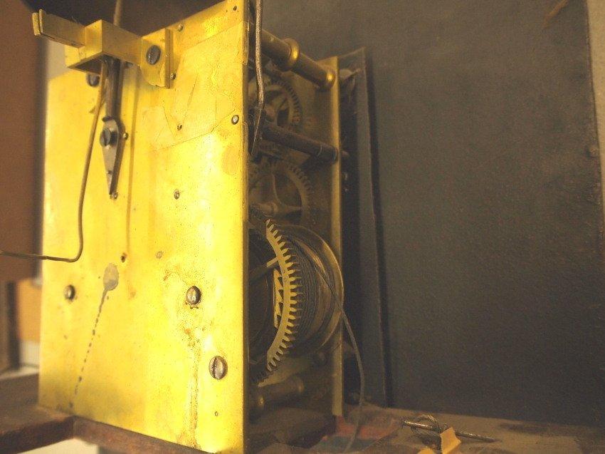M. Striepy PA tall clock - 4