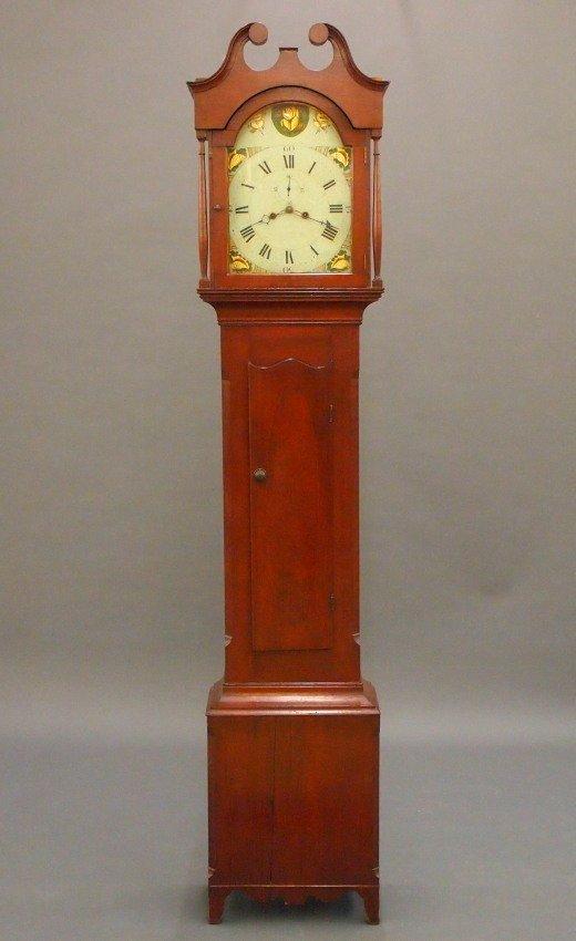 PA tall clock