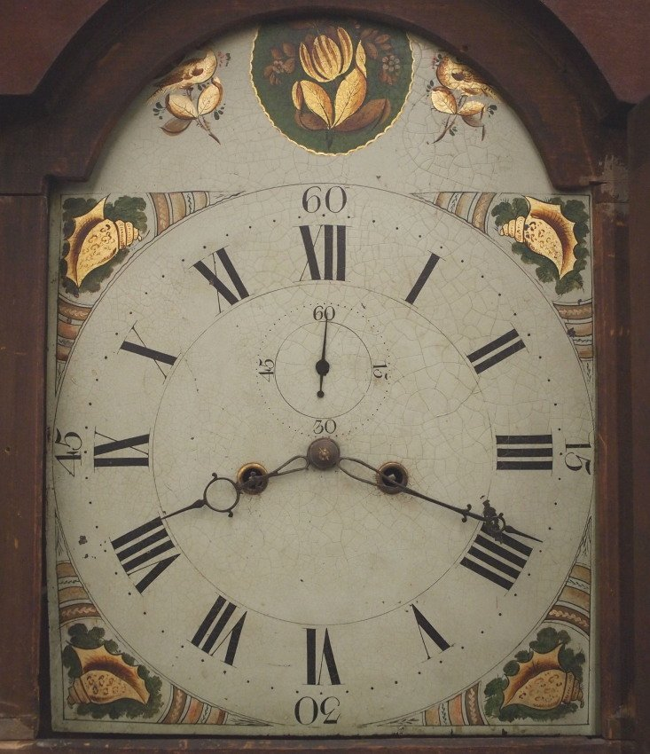 PA tall clock - 2