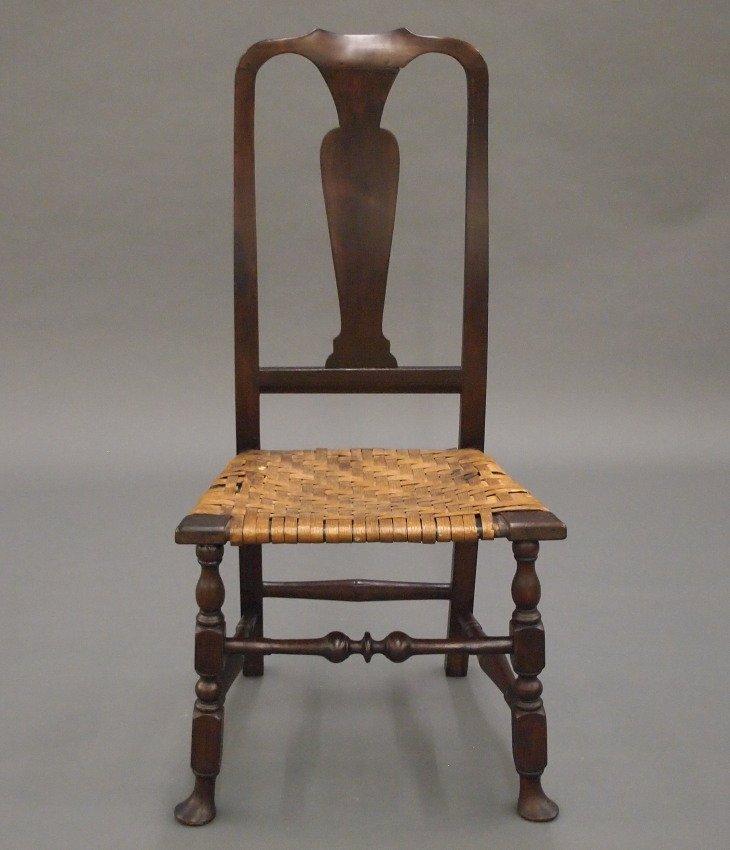 American Queen Anne sidechair - 2