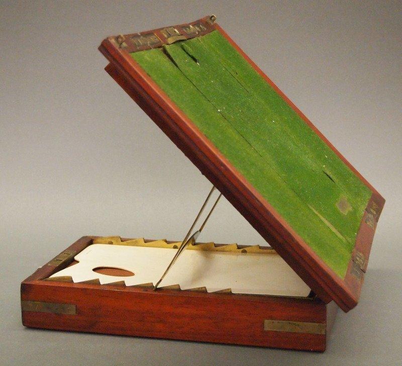 English Portable Artist's Box