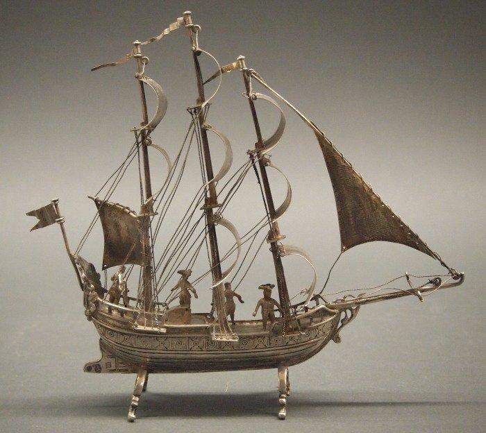 Dutch Silver ship