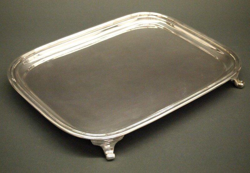Hayden & Gregg Coin Silver tray