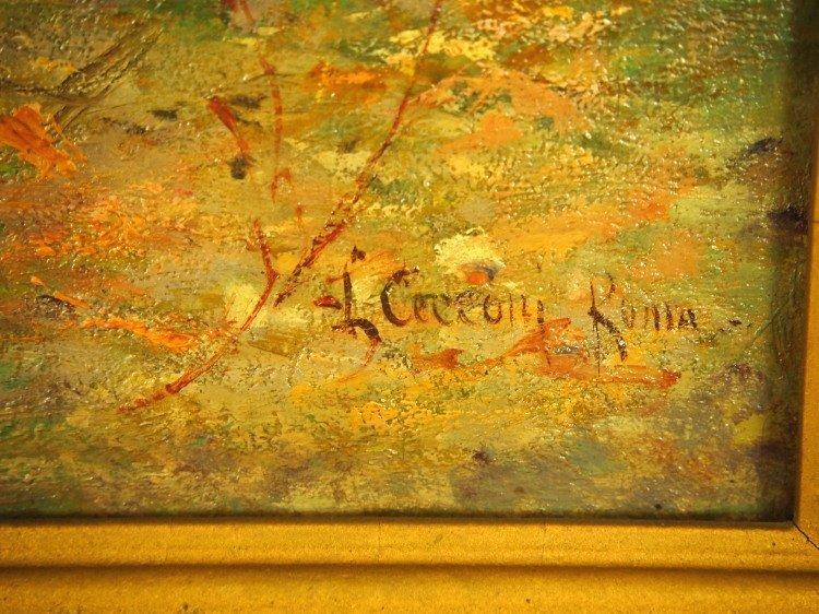 L. Cecconi genre scene - 2