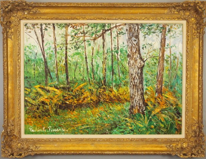Paul Emile Pissarro landscape