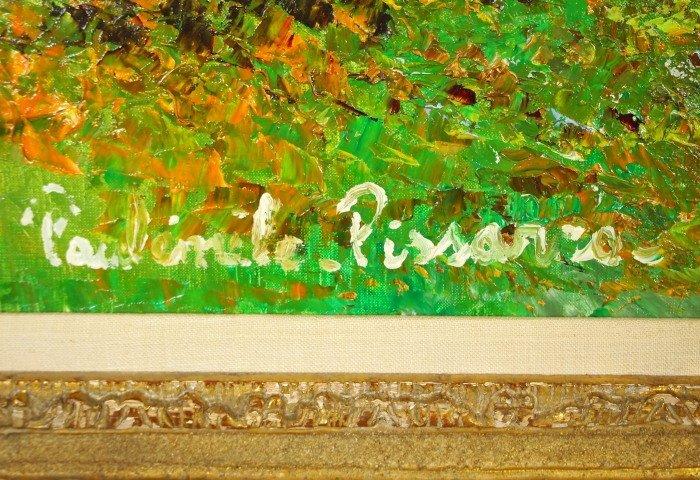 Paul Emile Pissarro landscape - 2