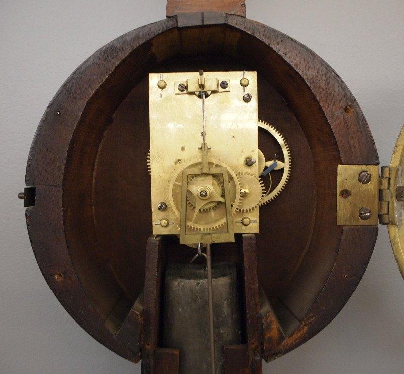 19th c American Banjo clock - 3
