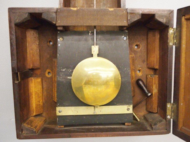 19th c American Banjo clock - 5