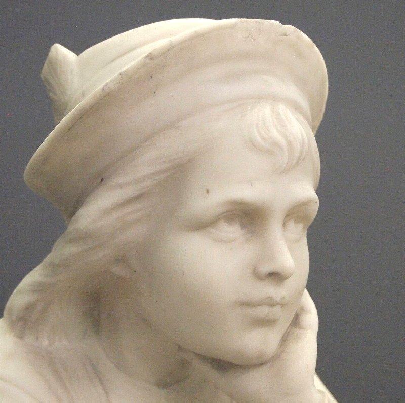 Italian Marble sculpture - 3