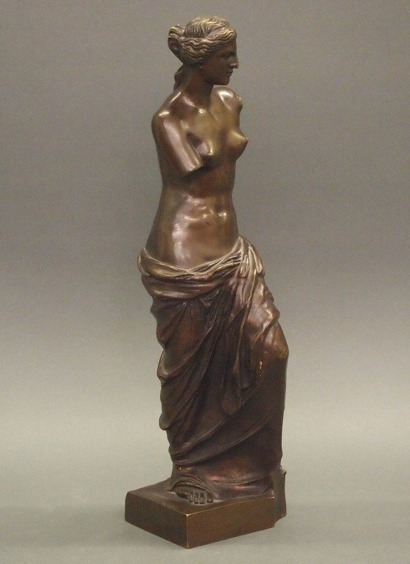 French bronze Venus de Milo - 2