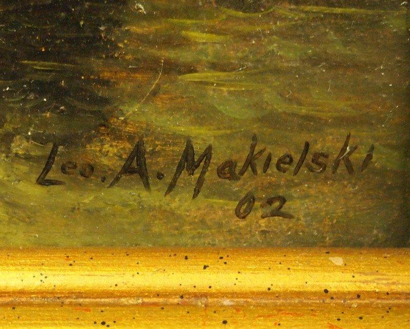 L. Makielski seascape - 2