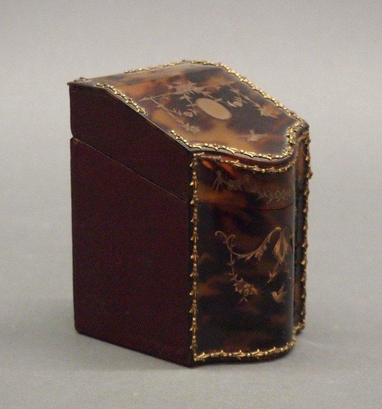 Victorian Tortoise box