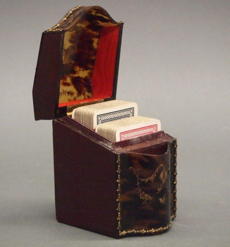 Victorian Tortoise box - 2