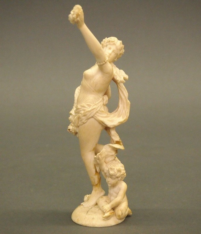 18th c French ivory