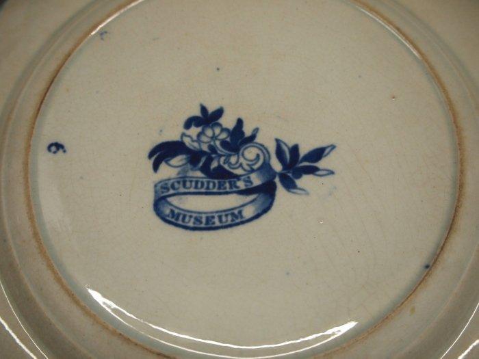 2 Historical Staffordshire plates - 4