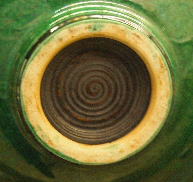 Chinese crackle glaze bowl - 3