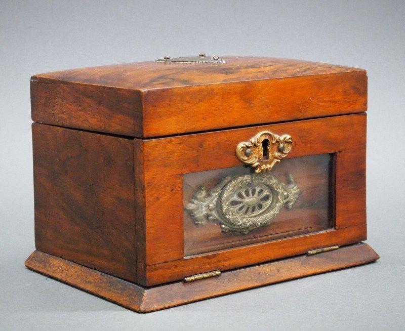 Late 19th c jewelry box - 2