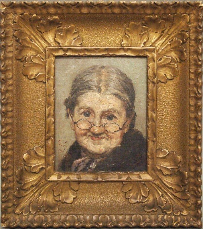 Smith portrait