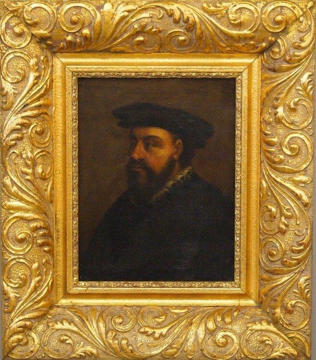 18th c portrait