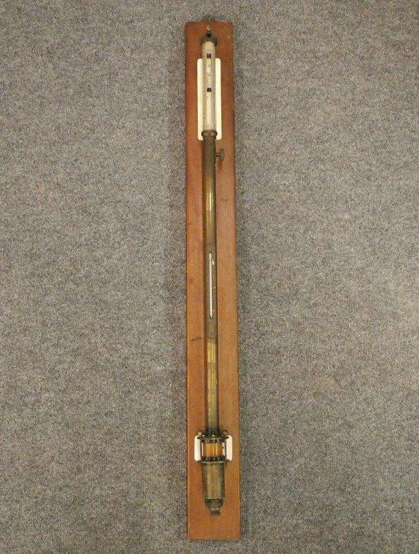 Fortin-type barometer