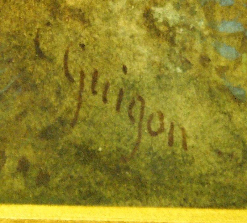 C. Guigon wooded landscape - 3