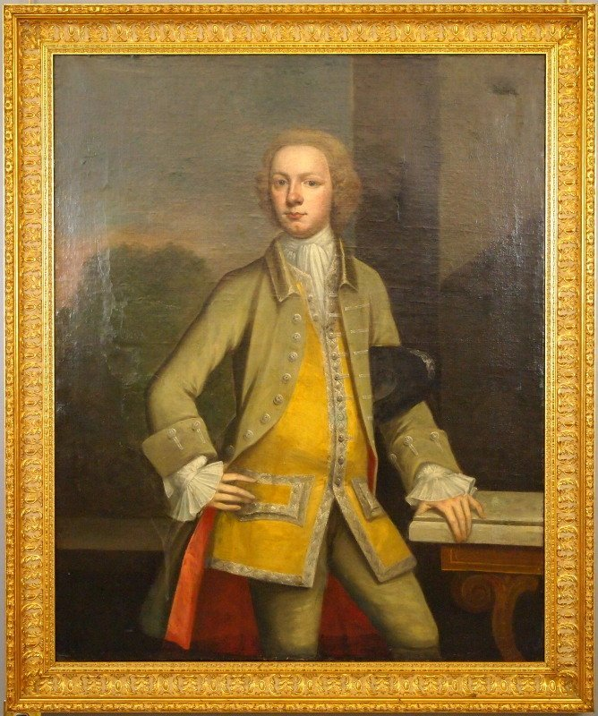 W. Salter portrait of W. Pickering