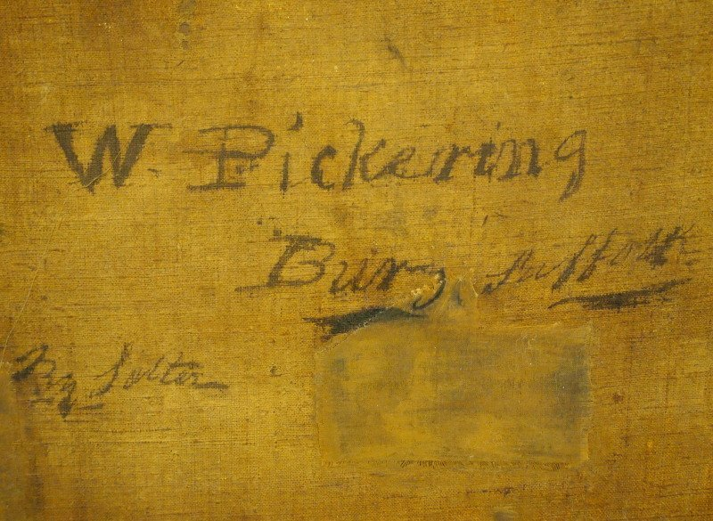 W. Salter portrait of W. Pickering - 3