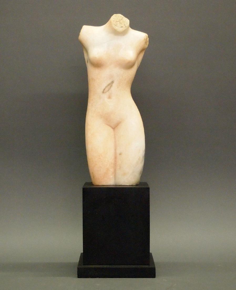 Boris Lovet Lorski marble sculpture