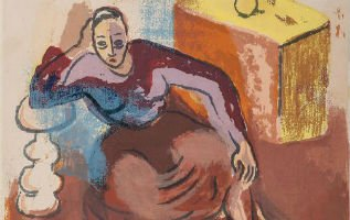 Cowan's mounts auction of WPA, WWII artworks March 2