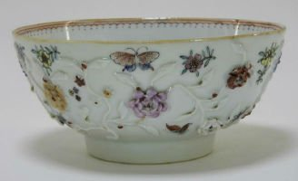 Bruneau & Co.'s March 3 sale features Chinese Export porcelain