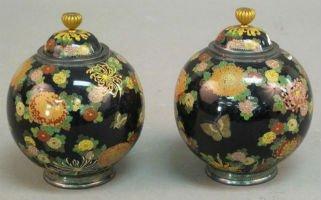 Cloisonné: dazzling colors, elegant craftsmanship