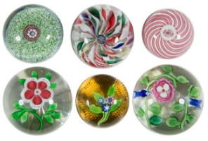 Paperweight collection to open Jeffrey Evans sale March 23-24