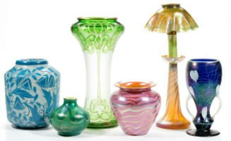 Eclectic collections comprise Jeffrey Evans auction April 27-28