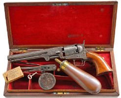 Noted collections comprise Poulin firearms auction May 7-9