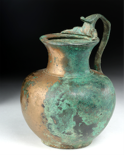 Artemis Gallery to auction fine antiquities from 2 premier collections, April 26