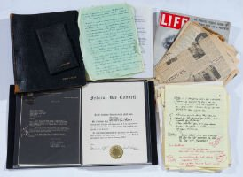 Greenstein & Co. auction May 14 recalls Nuremberg Trials