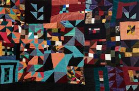 Four Rosie Lee Tompkins quilts grace Bonhams Oct. 21 sale
