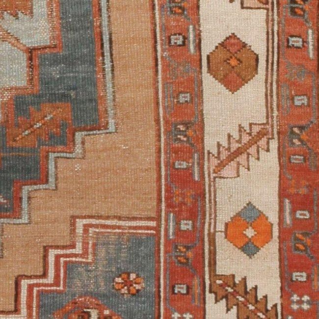 Antique Bakshaish Rug From Persia Lot 99