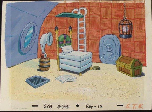 spongebob bedroom original spongebob bedroom